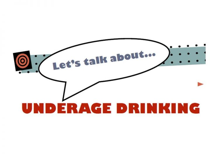 Let's Talk About....Underage Drinking